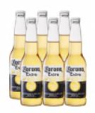 Bière Extra Corona chez Denner