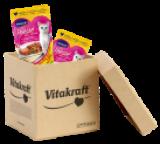 Aperçu des offres gratuites : Aliments pour chats et des crèmes pour une peau saine !