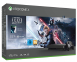 Microsoft Xbox One X 1TB + Star Wars Jedi: Fallen Order, chez Amazon.fr
