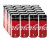Coca-Cola Zéro et Coca-Cola 24x33cl pour 9 CHF chez Denner