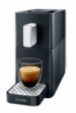 La machine à café à capsules Delizio Carina en noir minuit chez Migros pour 15 CHF.