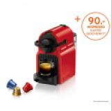 Machine à café Nespresso Inissia Rouge chez Interdiscount
