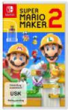 Super Mario Maker 2 (Switch) Edition limitée incluant 12 mois sur Nintendo Online pour 44 CHF chez Amazon.fr