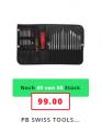 Trousse à outils PB SWISS TOOLS 8518 pour 89 CHF chez microspot.ch !