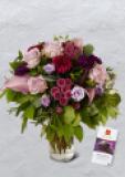 """11 % de réduction sur les bouquets de fleurs """" quarantaine"""" (et chocolat gratuit)"""