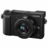 Caméra WLAN Panasonic DMC-GX80 Noir Lumix G Vario 12-32 mm chez Interdiscount