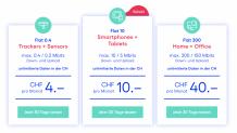 Internet mobile illimité pour 10 CHF par mois chez Digital Republic