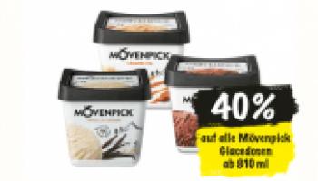 Annonce: A partir du 11.3.2021, 40% de réduction sur toutes les boîtes de glace Mövenpick dès 810 ml chez Coop