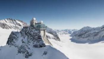 Chez Interdiscount :Jusqu'à 50% sur les billets pour une escapade au Jungfraujoch