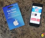 Bonus supplémentaire de 15% sur la carte-cadeau App Store & iTunes (dès 50 CHF de recharge) chez Lidl !