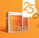 Pour son 25e anniversaire, PARAGON Hard Disk Manager (édition anniversaire limitée) gratuit