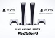 Playstation 5 / Playstation 5 Digital Edition chez MediaMarkt