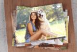 Tirage photo 50 x 10cm chez Pixum pour 4.95 CHF (dédié aux nouveaux clients uniquement)