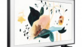 TV Samsung THE FRAME 65 ″, année 2020 pour 1'249 CHF