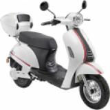 Le scooter électrique SPC E3000 (3000W, 45km/h, autonomie 55km, 2 places) chez Microspot